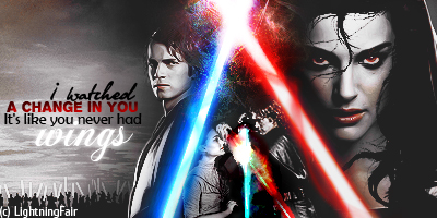 Enjoy the Dark Side - Star Wars by LightningFair