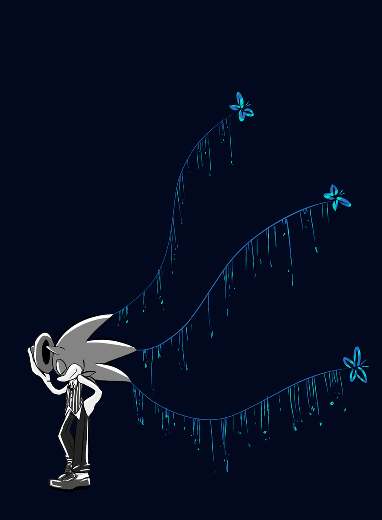 Sonic Blues by Chobits13