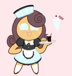 Cookie run oc~Waitress Cookie