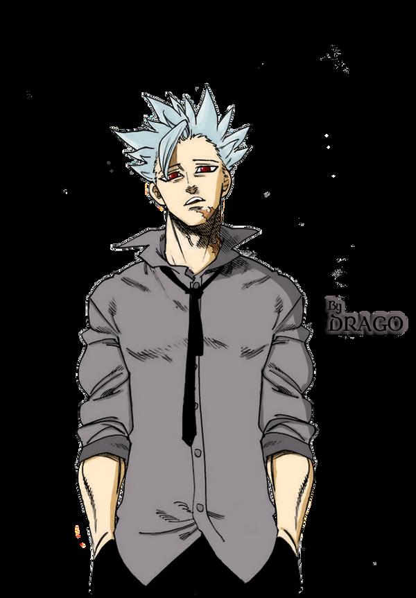 Ban by drago8971