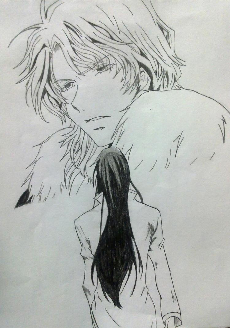 Shinou and Daikenja by AMMEX