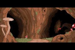 Pokemon Gaia Eyecatch - Nemesis Cave