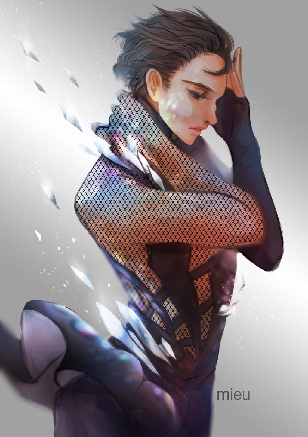 Eros by mieulinhtu