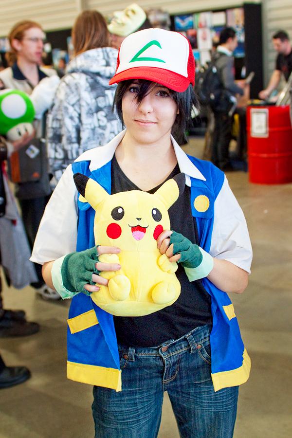 Pokemon: Ash and Pikachu by Kaallisi