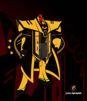 Setekh the God of Chaos