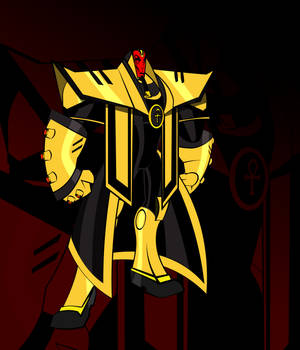 Setekh the God of Chaos (Updated File)