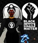 Black Lives Matter by LarrySpring96