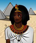 Sety I,  Egyptian pharaoh of the 19th Dynasty by 0ne0nlyLarry