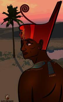 Pepi I, Egyptian Pharaoh of the 6th Dynasty