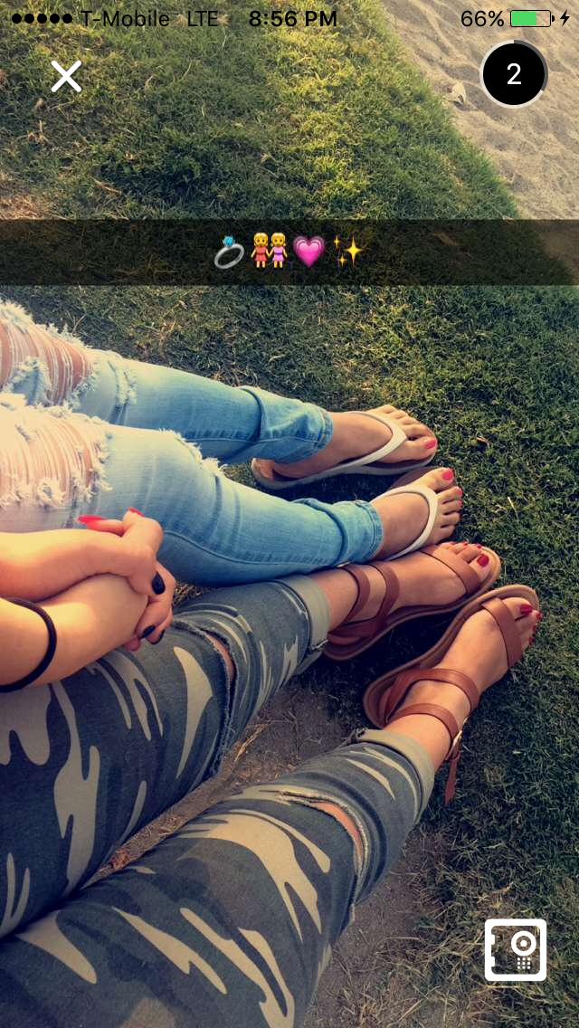 Friends feet 7 by mickey515