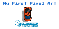 My first Pixel Art The Car by iGamersBox