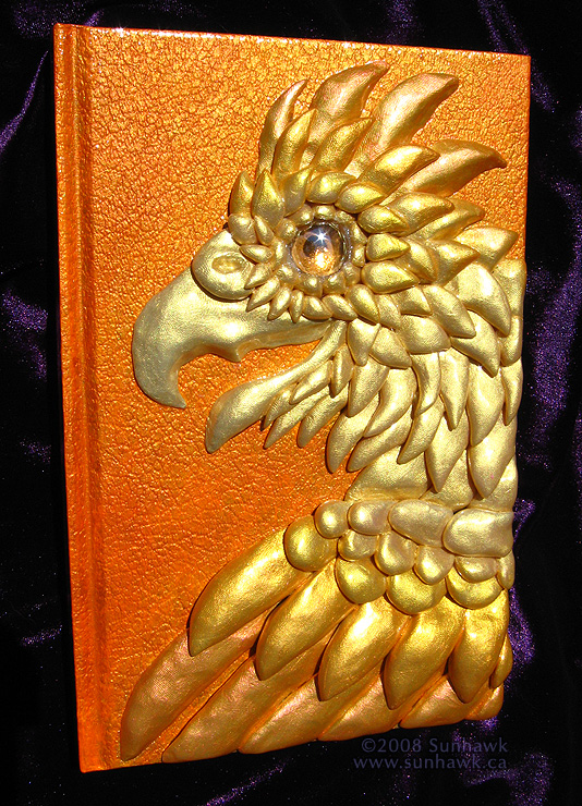 Golden Phoenix Book