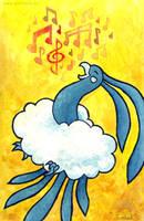 Altaria - 'Sing' by sunhawk