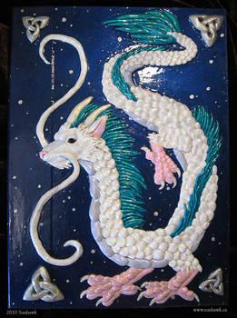 Haku Celtic Starry Sky Book