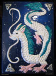 Haku Celtic Starry Sky Book