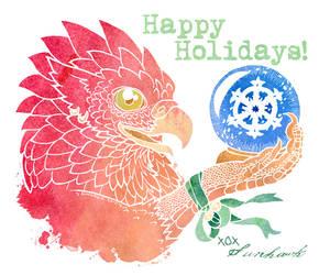 Happy Holidays 2011 Card