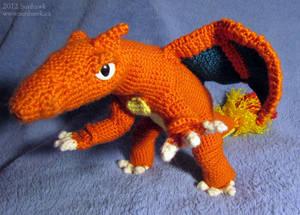 Charizard Dragon Plushy