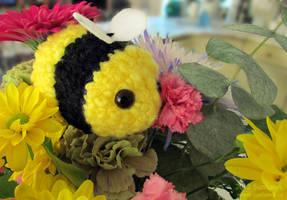 Plushy Bumblebee