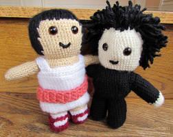 Wedding Couple Plushies
