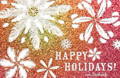 Happy Holidays 2015 by sunhawk