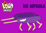 'THE LOUD HOUSE' Style: Big Bopsicle