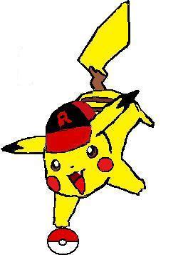 Team rocket pikachu - photo#22
