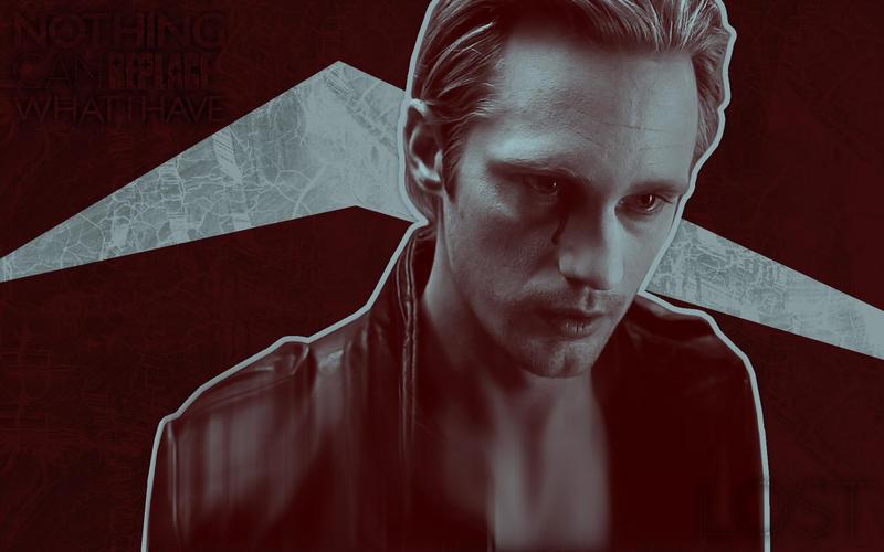 true blood wallpaper eric. True Blood: Eric Wallpaper by