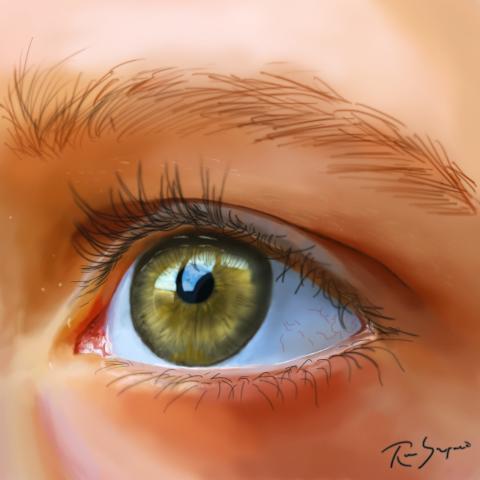 Eye 4 by ruansl
