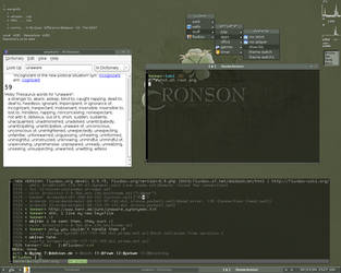 current desktop by 10r