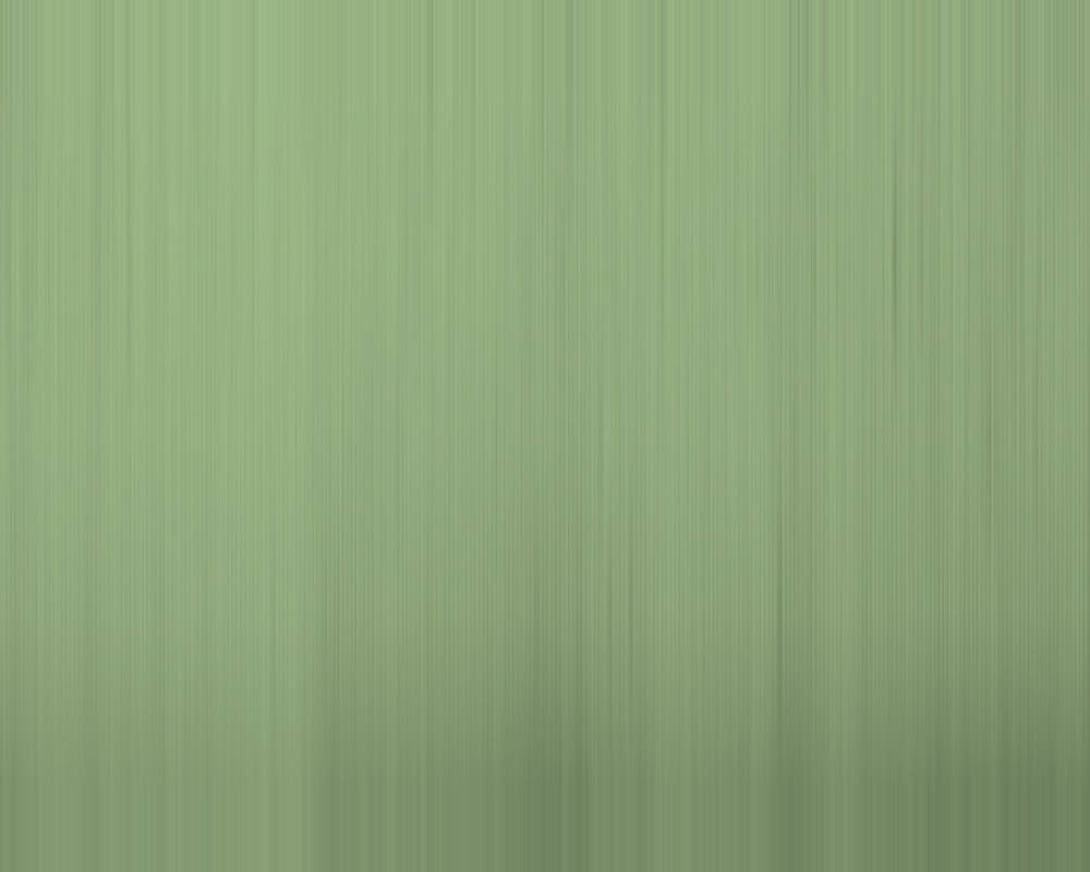 brushed wallpaper green again by 10r