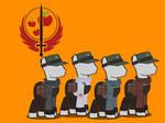 Applejack's Rangers (Maressachusetts Contingent)