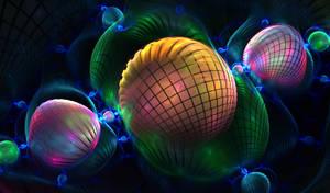 Bubble Shimmer 2