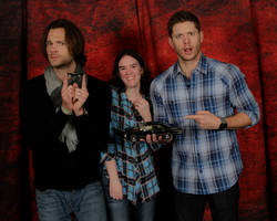 J2 Photo Op - Tiny Impala