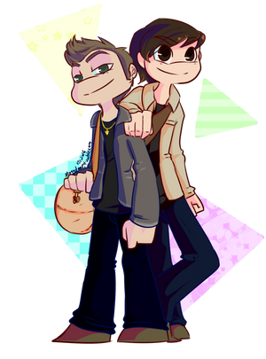 BL Bros ready to go by nightmares06