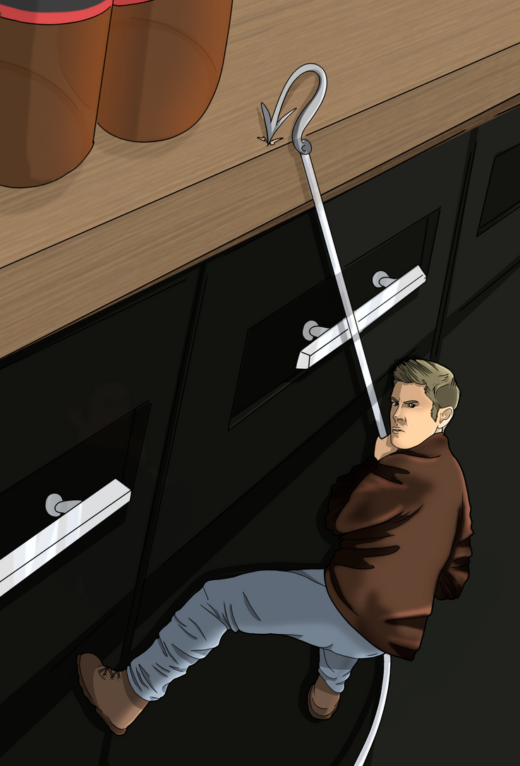 Dean scaling down by nightmares06