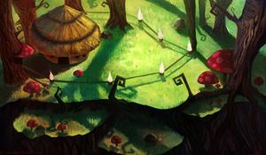 The Estranged Hut