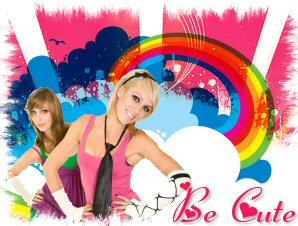 Be C.U.T.E by BloodAppleKiss
