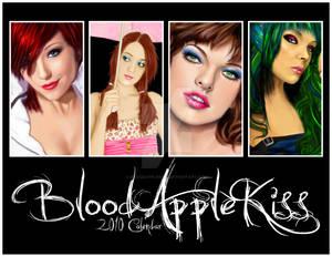 BloodAppleKiss 2010 Calendar