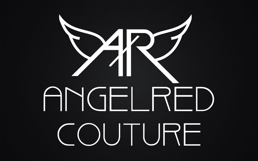 AngelRED Couture Official Logo Print