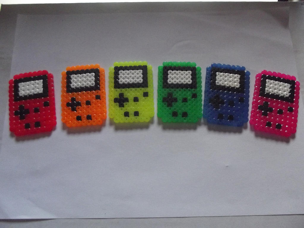 Gameboy colo :D Magnet by Pirranah-HyddenSky