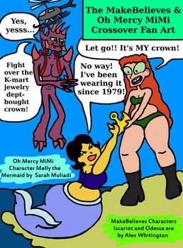 Makebelieves Crossover - Oh Mercy MiMi #42