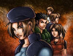 RESIDENT EVIL S.T.A.R.S.