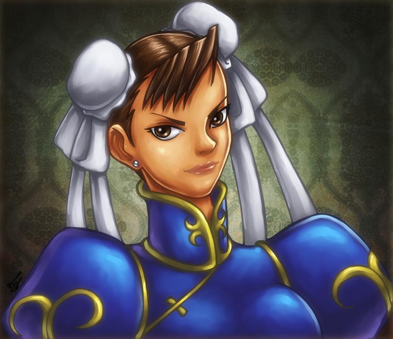 Street Fighter - Chun Li by GONZZO