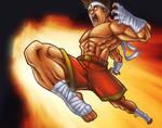 Joe Higashi - King of fighters