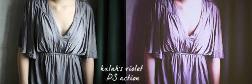 halah's FREE violet PS action by HalaH-PSactions