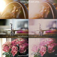 Halah's FREE Light pink PS action by HalaH-PSactions