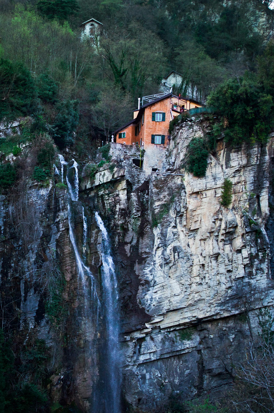Waterfall Villa by OEMminus