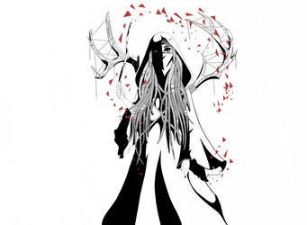 The Apathy Witch by ApathyMuse