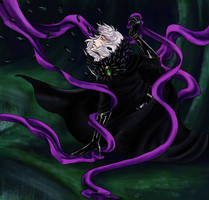 Overlord Razin by raerae