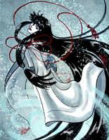 Yuki Onna by raerae